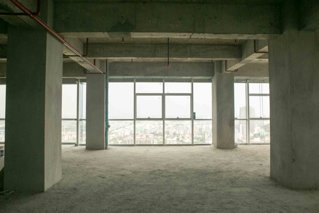 Times City grade A office commercial rent space mnc